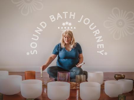 Sound Bath Journey, with Cheryl Farthing