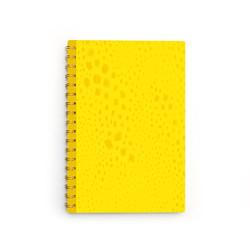 Notebook jaune
