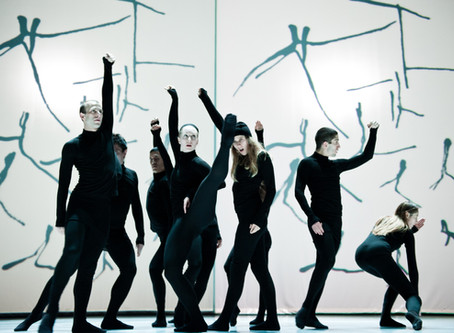 Compagnie Marie Chouinard's sublime dance with the surreal