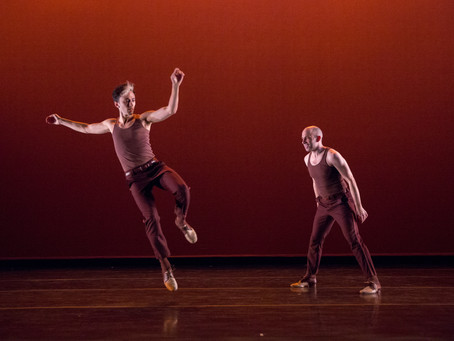 October DanceWatch: The moves get spooky
