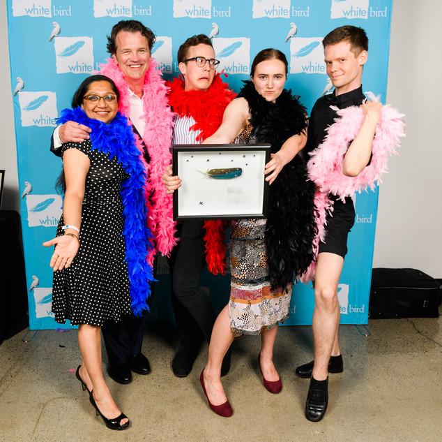 White Bird 2019 Awardees