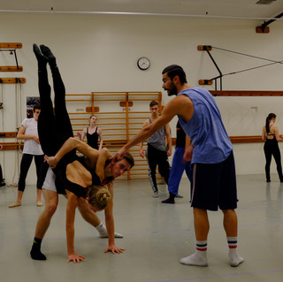 Ballet Boyz at Jefferson