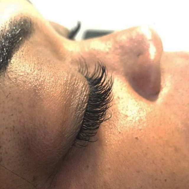 Natural mink lashes #instagood #instadai
