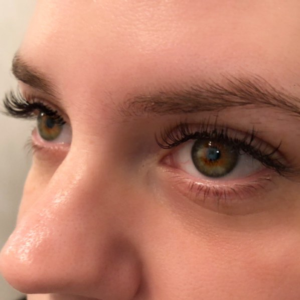 Get the look with mink eyelash extension