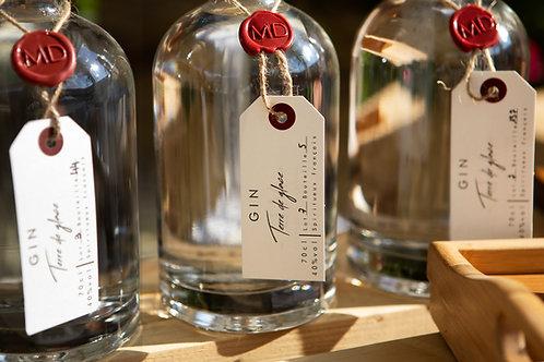 """1 caisse de 6 bouteilles de Gin """"Terre de Glace"""""""
