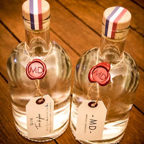"""1 bouteille de Gin """"Terre de Glace"""""""