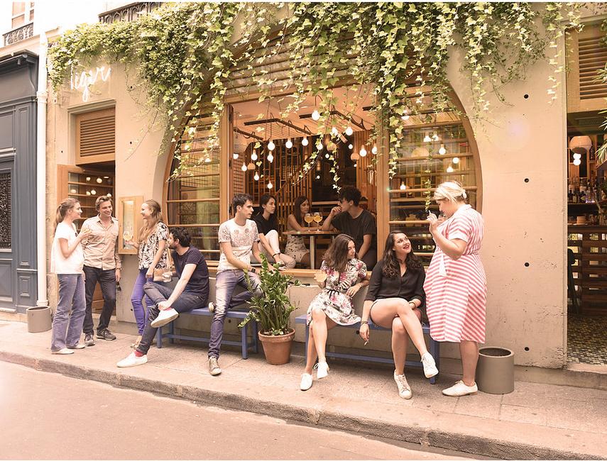 TIGER BAR - Paris 6ème