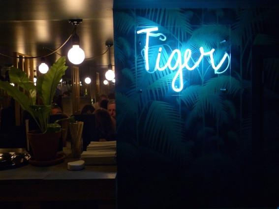 TIGER BAR -Paris 6ème