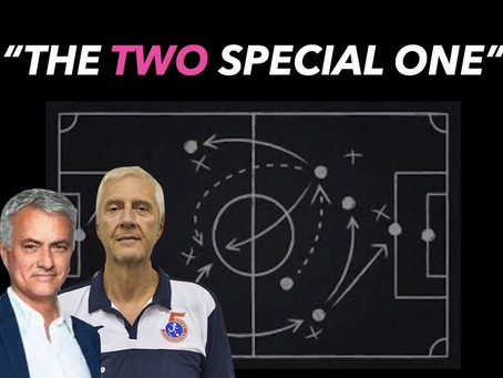 THE (TWO) SPECIAL ONE