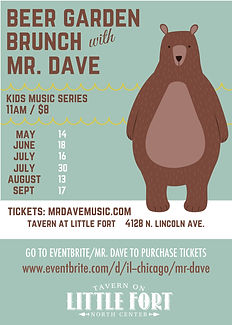 mr daves kids music series