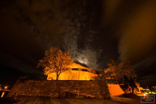 Eerie Castle