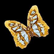 Watercolor Butterfly 3