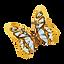 Aquarell-Schmetterling 3