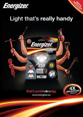 Energizer Lighting 2014 Key Visual Pack