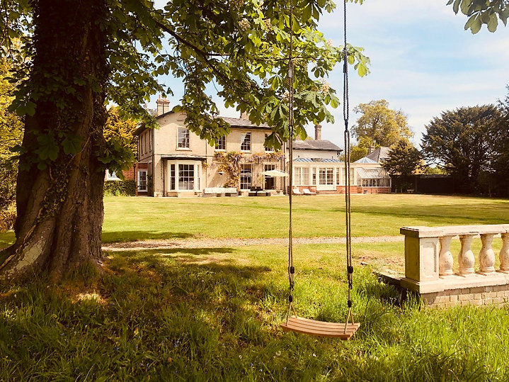 Somerleyton Meadows boutique holiday accommodation