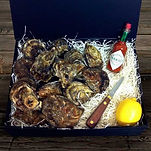 Oyster Lovers Hamper at Somerleyton Meadows