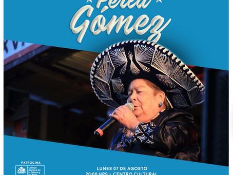 Show Homenaje a PERLA GÓMEZ