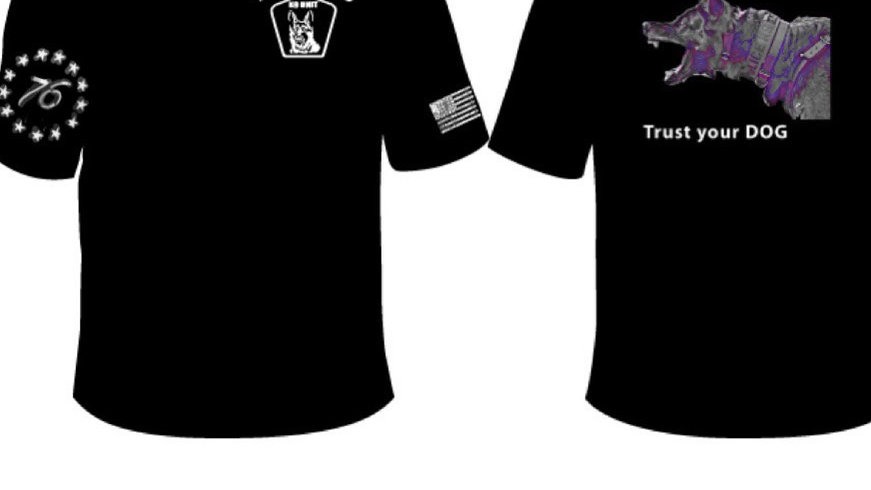 Train & Trust Tee