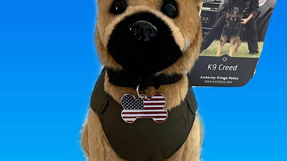 K9 Creed Hero