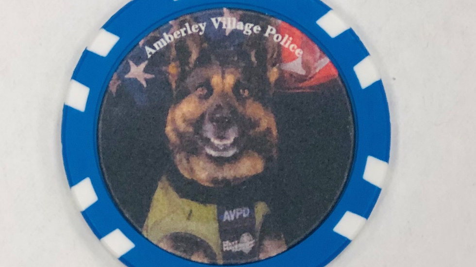 K9 Creed coin