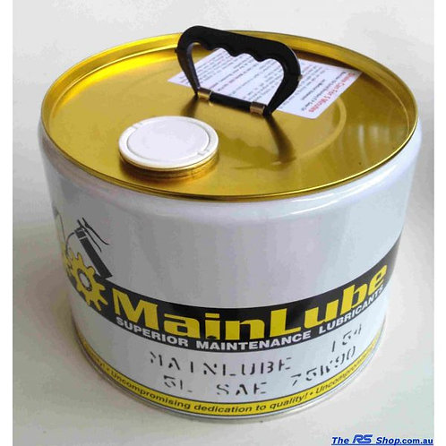 Mainlube Racing Gearbox Oil - 5 Ltr