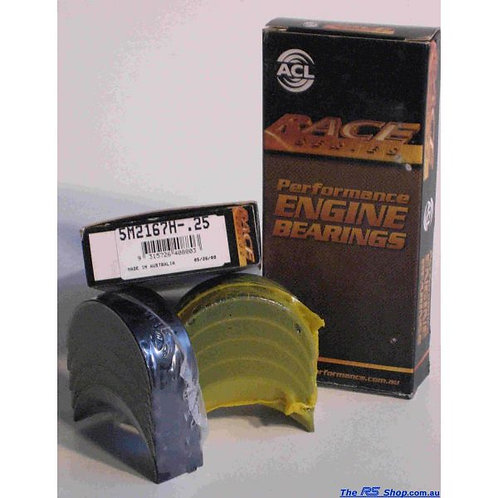 ACL Race Series Main Engine Bearings - 0.25 Over Size