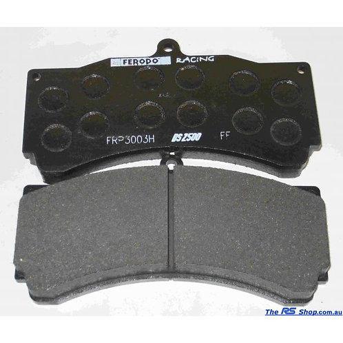 Focus RS Mk2 Ferodo DS2500 Front Pads - Suit AP 6 Pot Calipers