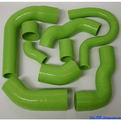 Focus RS MK2 Silicon Boost Hose 9 Piece Kit