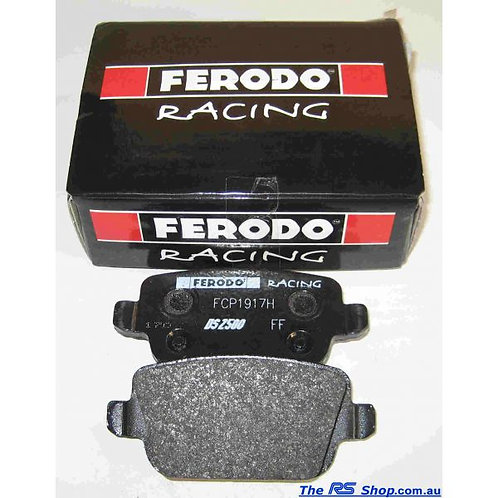 Focus RS Mk2 Ferodo DS 2500 Rear Brake Pads