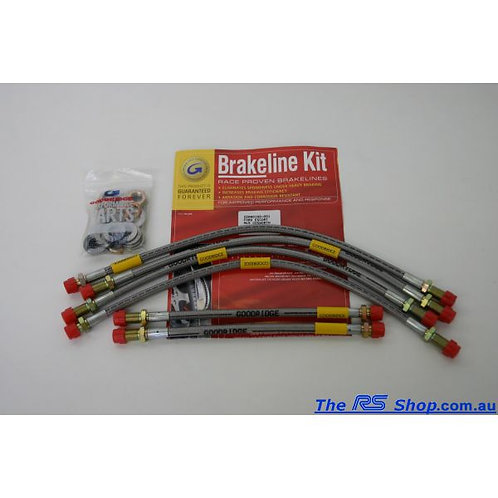 Escort Cosworth Goodridge Brakeline Kit