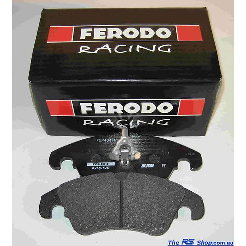 Focus RS Mk2 Ferodo DS 2500 Racing Front Brake Pads