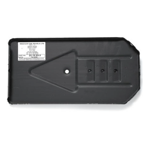M25-16-69-0 Battery Tray Mk1/2 - (Boot)