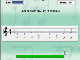 Online Game Challenge - Rhythm Repeat