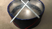 Little Music Makers: Chinese New Year Tin Can Drum
