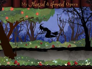 Online Game Challenge - Hansel and Gretel Opera