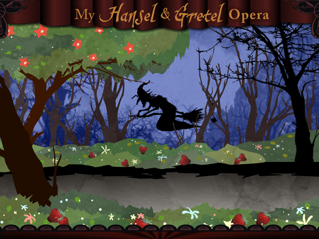 Online Game Challenge - Hansel and Gretel Opera