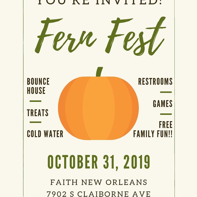 Fern Fest