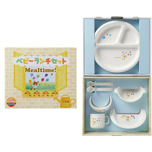 OSK Baby Mealtime Set (7 pieces)