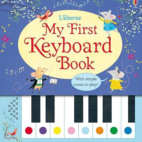 Usborne ~ My First Keyboard Book