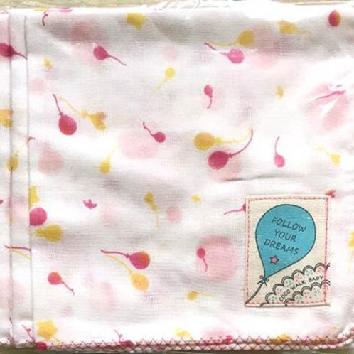 Cocowalk Baby Cotton Large Size Handkerchief (Balloon)