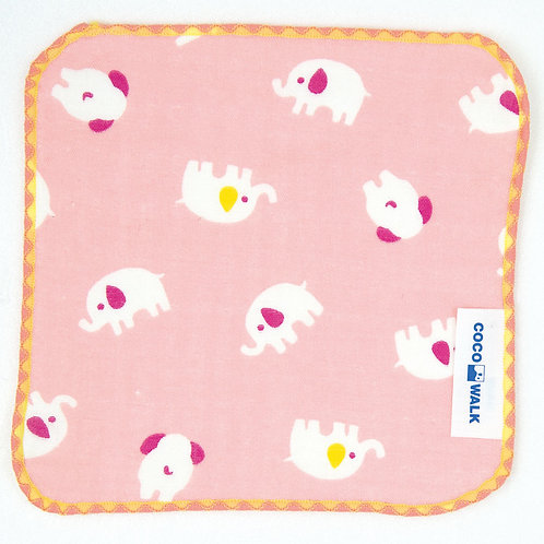 Cocowalk Baby Cotton Handkerchief (Elephant)