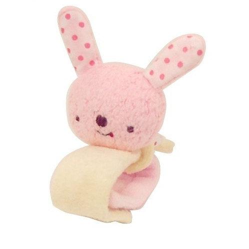 Anano Café Baby Toy Rattle - Belt (Rabbit)
