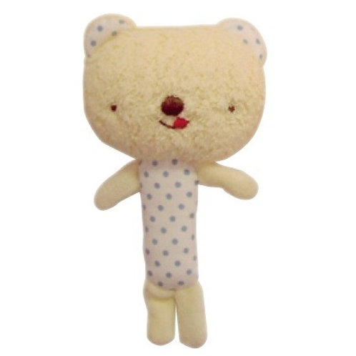 Anano Café Baby Toy Rattle - Stick (Bear)