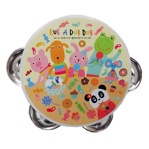 Rub a dub dub Baby Toy Musical Instrument Drum