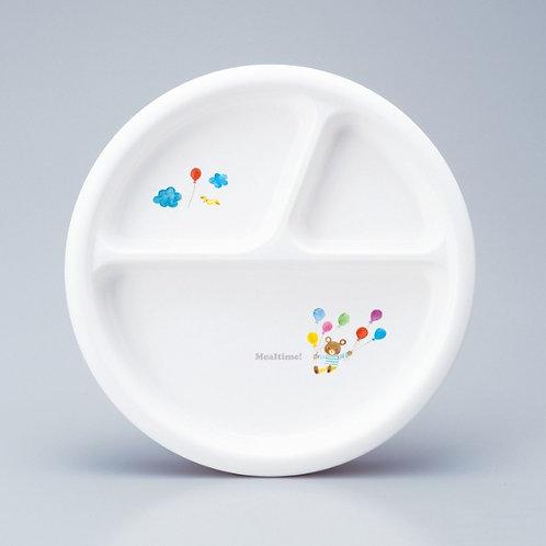 OSK Baby Mealtime Food Divided Plate