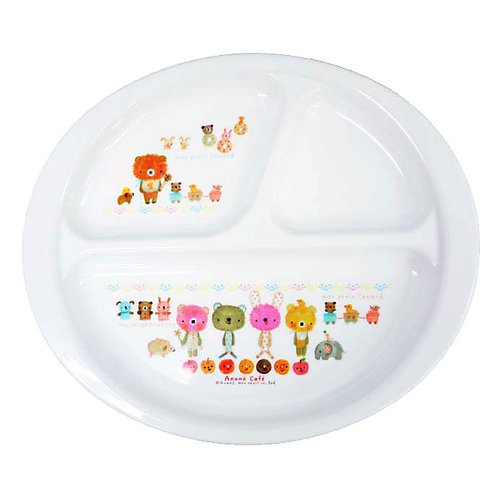 Anano Café Baby Food Divided Plate