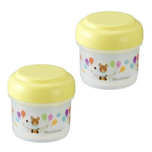 OSK Baby Food Storage Container Set (2 pieces)