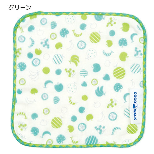Cocowalk Baby Cotton Handkerchief (Fruit)