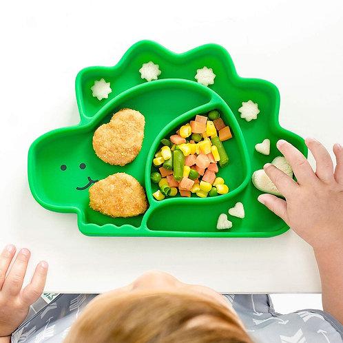 Bumkins Silicone Grip Dish ~ Special designs