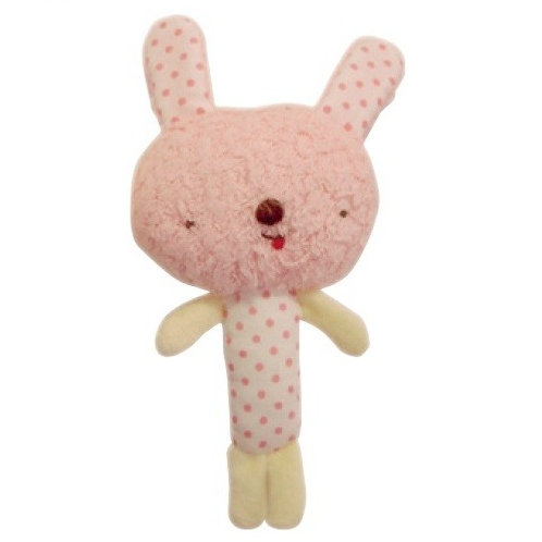 Anano Café Baby Toy Rattle - Stick (Rabbit)